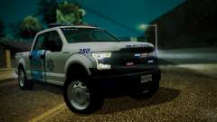 Ford F-150 2015 Transito Vial for GTA San Andreas