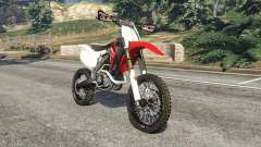 Honda CRF450 2015 for GTA 5