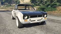 Ford Escort MK1 v1.1 [10] for GTA 5