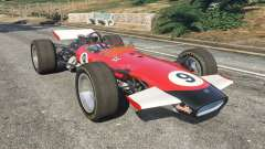 Lotus 49 1967 [ailerons] for GTA 5