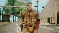 Venom Snake Golden Tiger