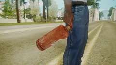 Atmosphere Fire Extinguisher v4.3 for GTA San Andreas