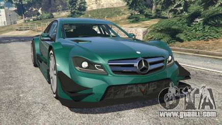 Mercedes-Benz C204 AMG DTM 2013 v1.0 for GTA 5