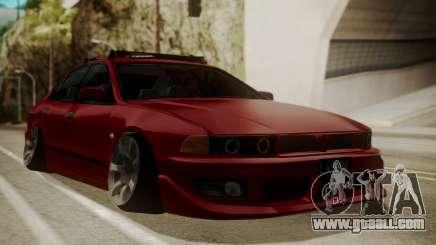 Mitsubishi Galant VR6 Stance for GTA San Andreas