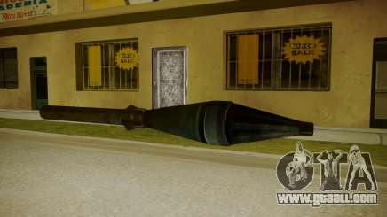 Atmosphere Missile v4.3 for GTA San Andreas
