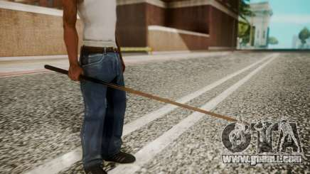 Pool Cue HD for GTA San Andreas
