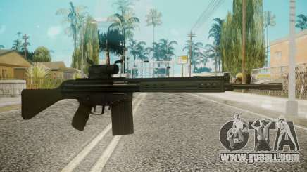 Rifle by EmiKiller for GTA San Andreas