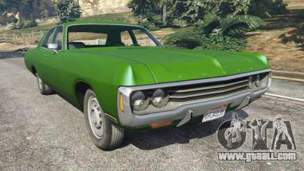 Dodge Polara 1971 v1.0 for GTA 5