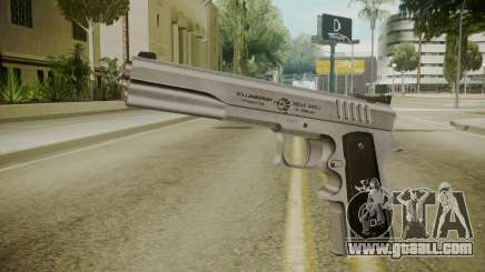 Atmosphere Colt 45 v4.3 for GTA San Andreas