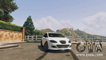Seat Leon 2010 [BETA] v1.0 for GTA 5