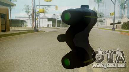 Atmosphere NV Goggles v4.3 for GTA San Andreas