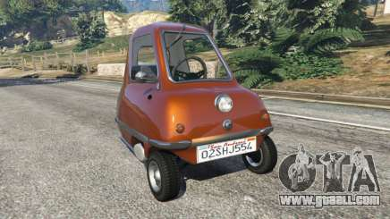 Peel P50 for GTA 5