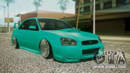 Subaru Impreza 2004 for GTA San Andreas