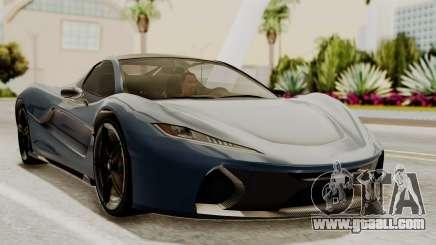 Citric Progen T20 for GTA San Andreas