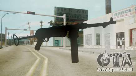 MP-40 Red Orchestra 2 Heroes of Stalingrad for GTA San Andreas