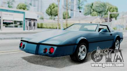 Banshee from Vice City Stories for GTA San Andreas