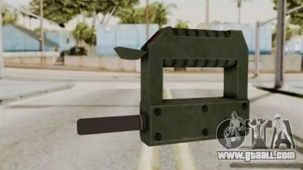 Bomb from RE6 for GTA San Andreas