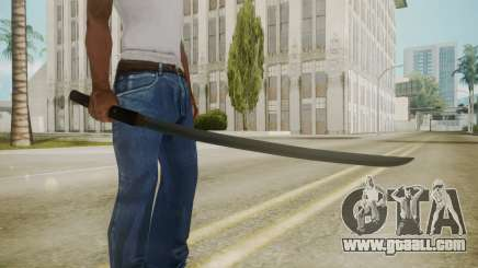 Atmosphere Katana v4.3 for GTA San Andreas