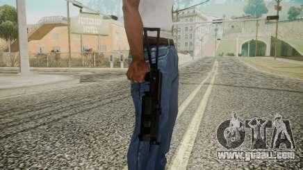 PP-19 Battlefield 3 for GTA San Andreas