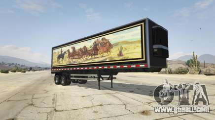 Smokey and the Bandit Trailer for GTA 5