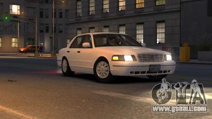 2003 Ford Crown Victoria for GTA 4