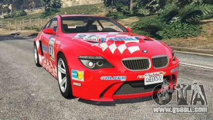 BMW M6 (E63) WideBody v0.1 [Carrillo] for GTA 5