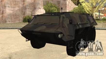 TPz 1 Fuchs Hummel for GTA San Andreas