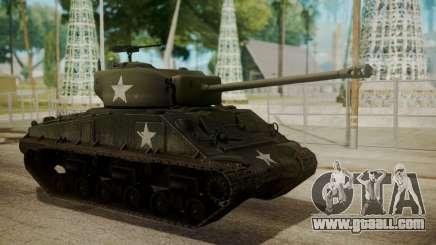 M4A3(76)W HVSS Sherman for GTA San Andreas
