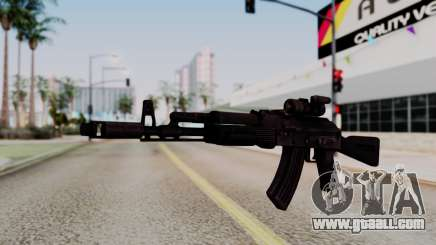 AK-103 from Special Force 2 for GTA San Andreas