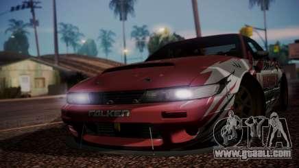 Nissan 240SX D.Yoshihara for GTA San Andreas