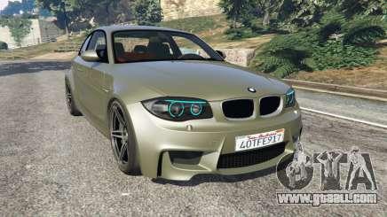 BMW 1M v1.2 for GTA 5
