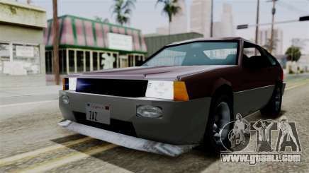 Blista Compact from Vice City Stories for GTA San Andreas