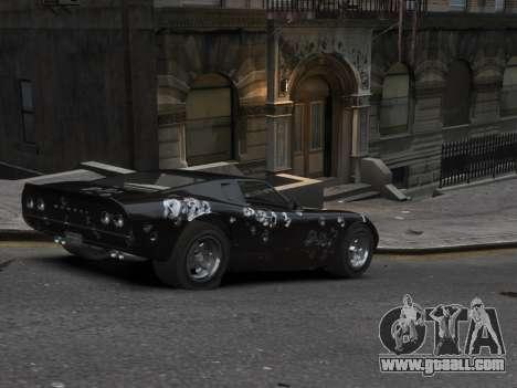 GTA 5 Monore Imporeved for GTA 4 inner view