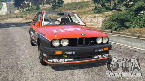 BMW M3 (E30) 1991 [RST] v1.2 for GTA 5