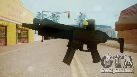 GTA 5 MP5 for GTA San Andreas