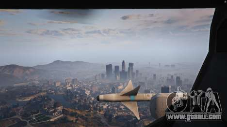 GTA 5 AH-1Z Viper seventh screenshot