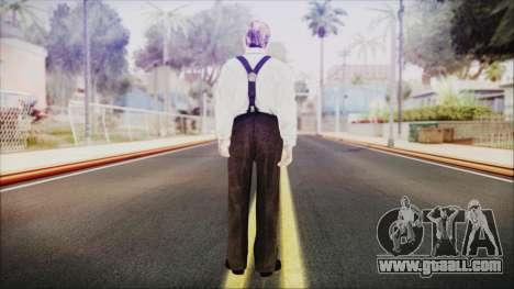 Tommy Angelo Mafia 2 for GTA San Andreas third screenshot