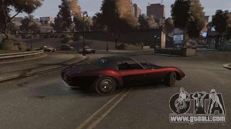 GTA V Stinger Classic for GTA 4 right view