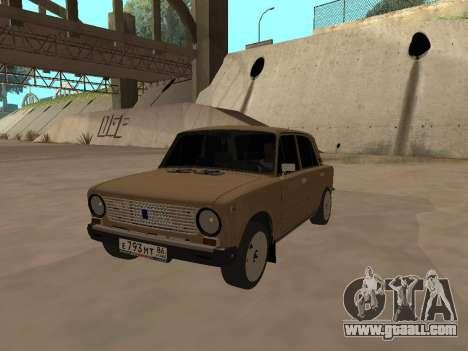 Vaz 2101 V1 for GTA San Andreas