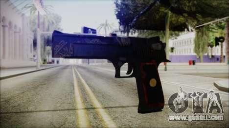 Helloween Hell for GTA San Andreas