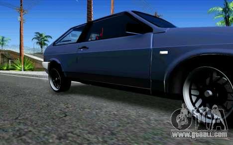 VAZ 2108 V1 for GTA San Andreas left view