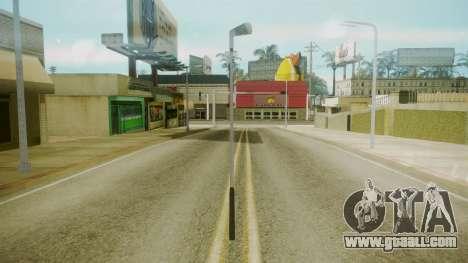 GTA 5 Golf Club for GTA San Andreas second screenshot
