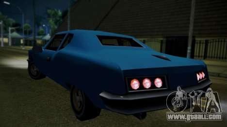 Declasse Low 1965 for GTA San Andreas
