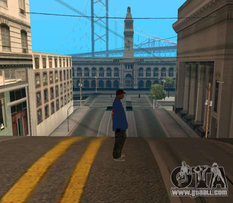 Super Emmet for GTA San Andreas second screenshot