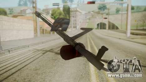 GTA 5 Flame Thrower for GTA San Andreas second screenshot