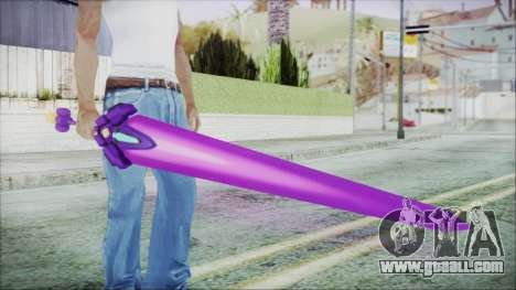 Gehaburn - Hyperdimension Neptunia MK2 for GTA San Andreas second screenshot