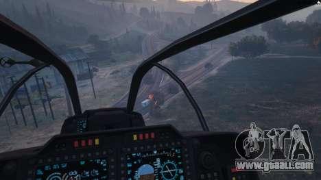 GTA 5 AH-1Z Viper ninth screenshot