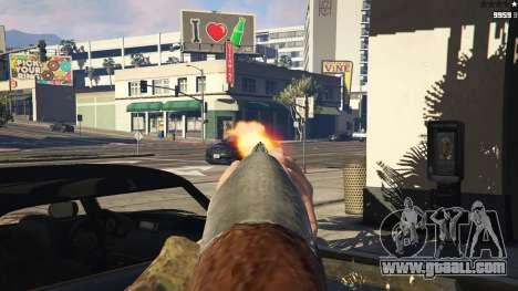 GTA 5 Remington 870e fifth screenshot