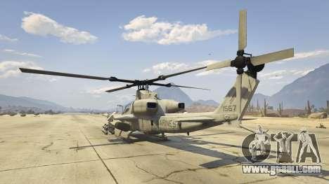 GTA 5 AH-1Z Viper fourth screenshot