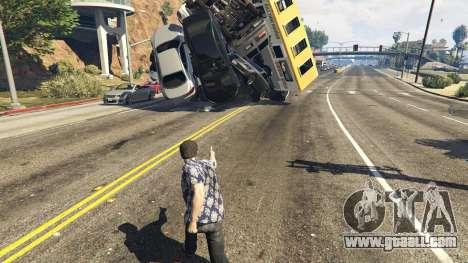 Feel The Power for GTA 5